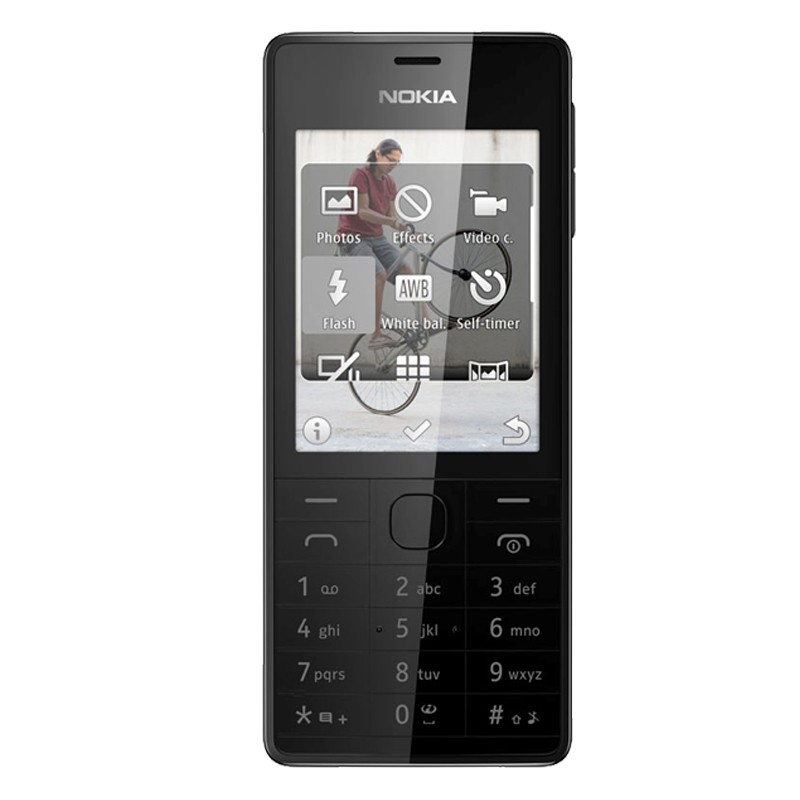 Nokia 515 Handy black