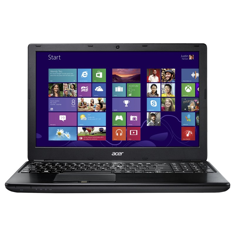 Acer TravelMate P455-M-54204G50Makk Notebook