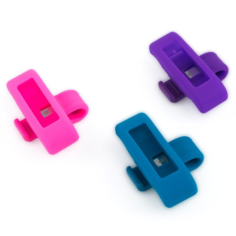 Tractive MOTION Halsbandclips Silicon Case 3-pack