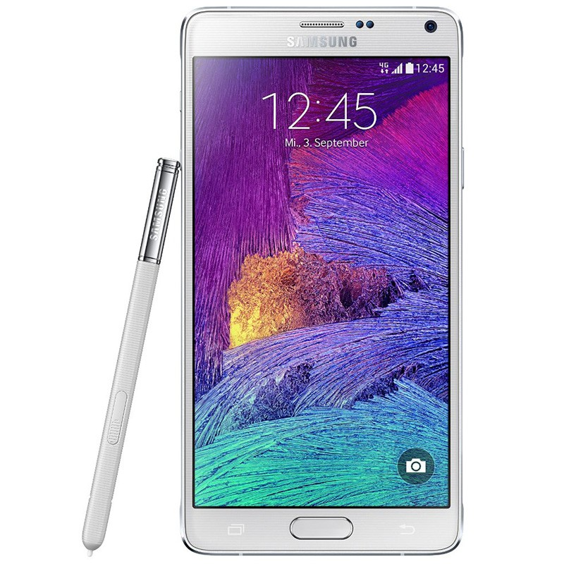 Samsung Galaxy Note 4 white (N910)