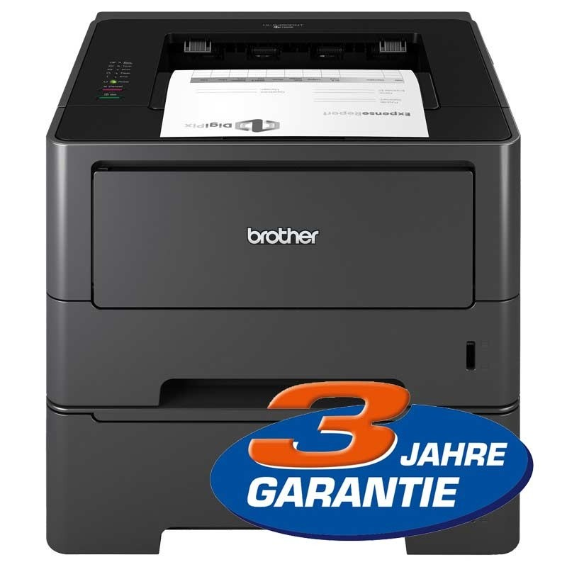 Brother HL-5450DNT A4 monochrom USB Laserdrucker1