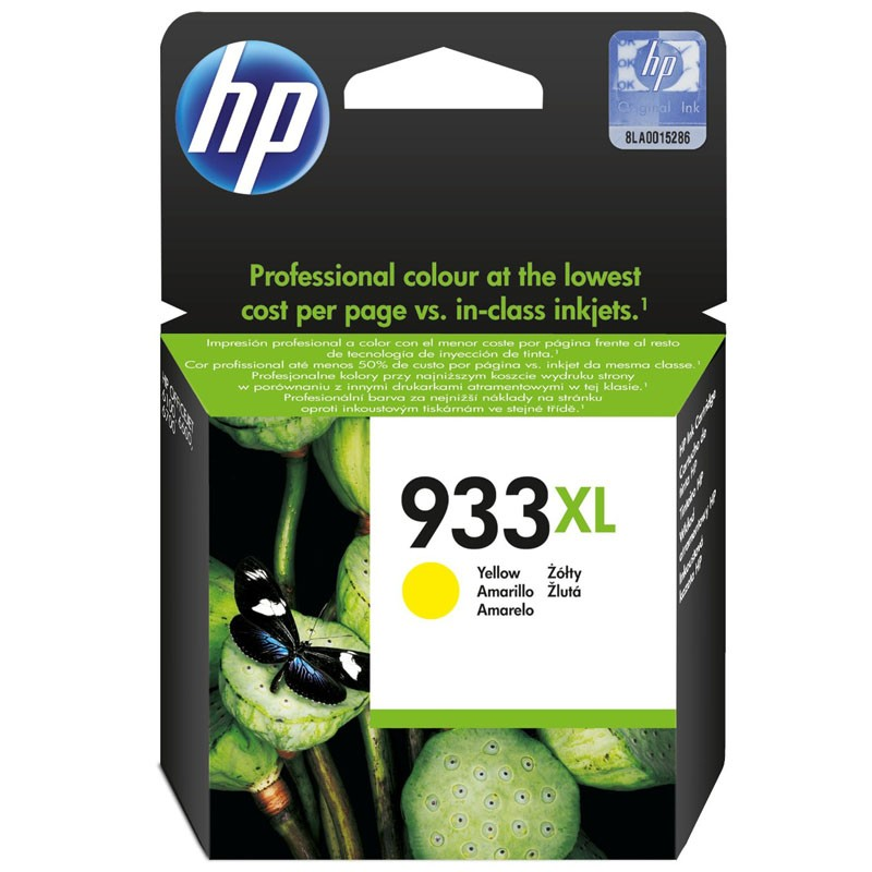 Hewlett Packard NO.933XL yellow Tintenpatrone