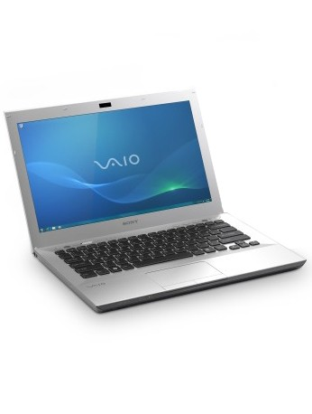vaio VPCSB3L9E/S Notebook silber