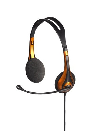 Hama PC-Headset HS-250 Gold