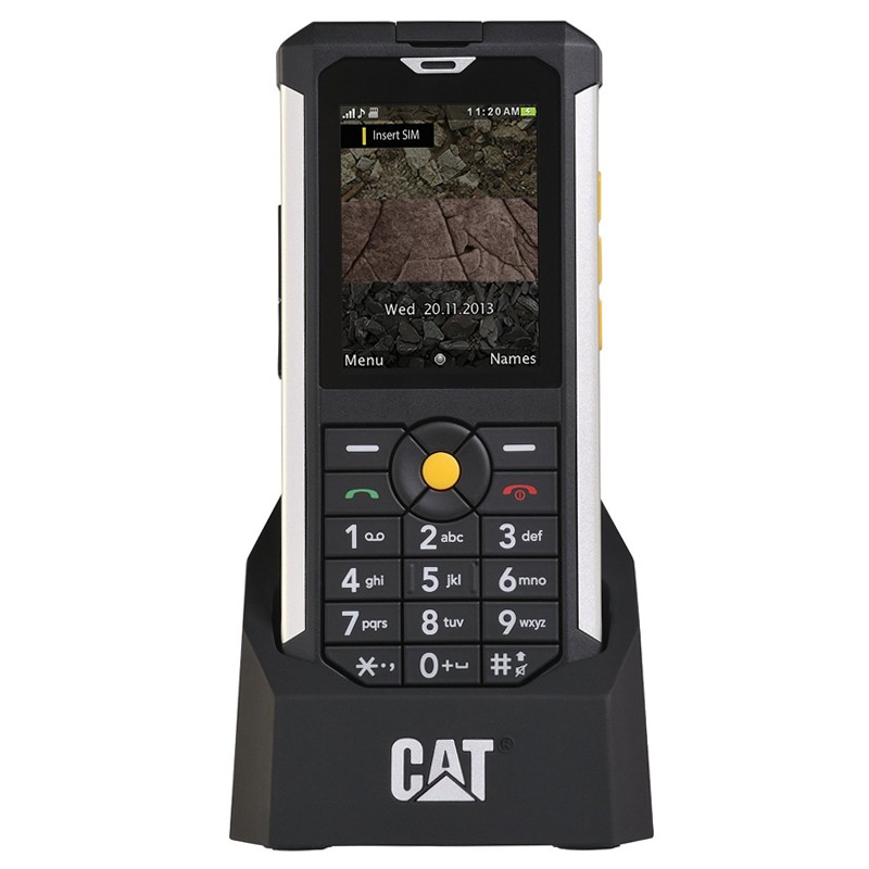 CAT B100 Dockingstation