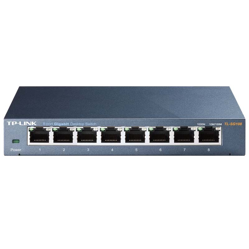 TP-Link 8port Switch TL-SG108