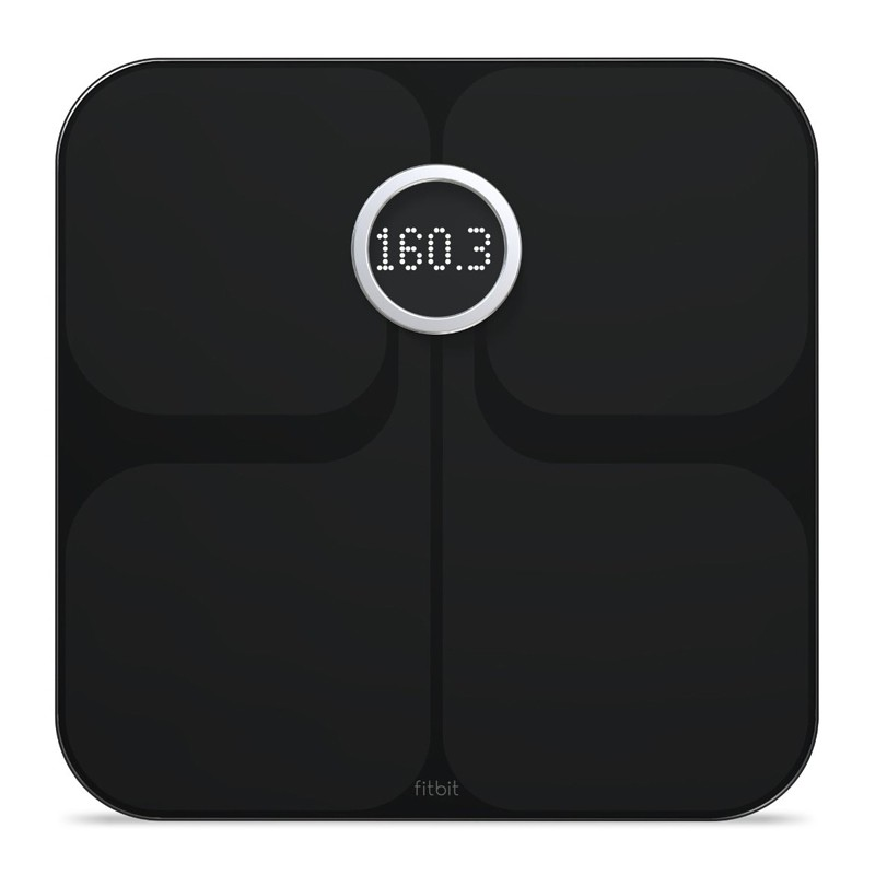 FitBit Aria digitale WiFi Personenwaage black