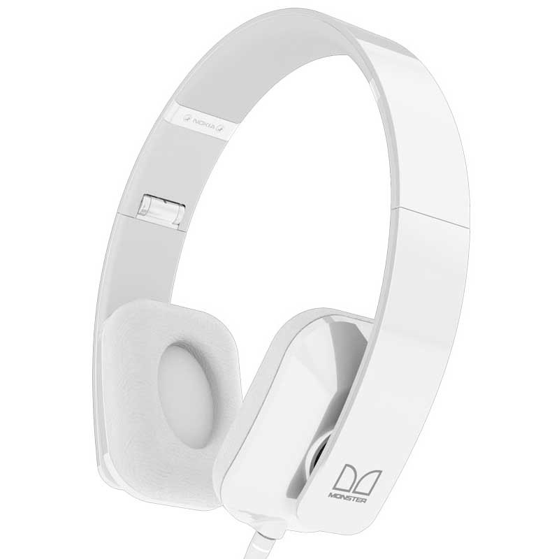 Nokia WH-930 Purity HD Stereo Headset weiß