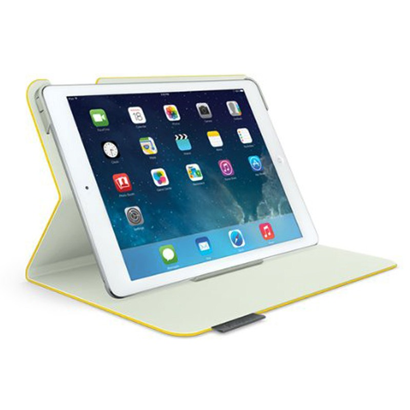 Logitech Ultrathin Folio für iPad Air Yellow