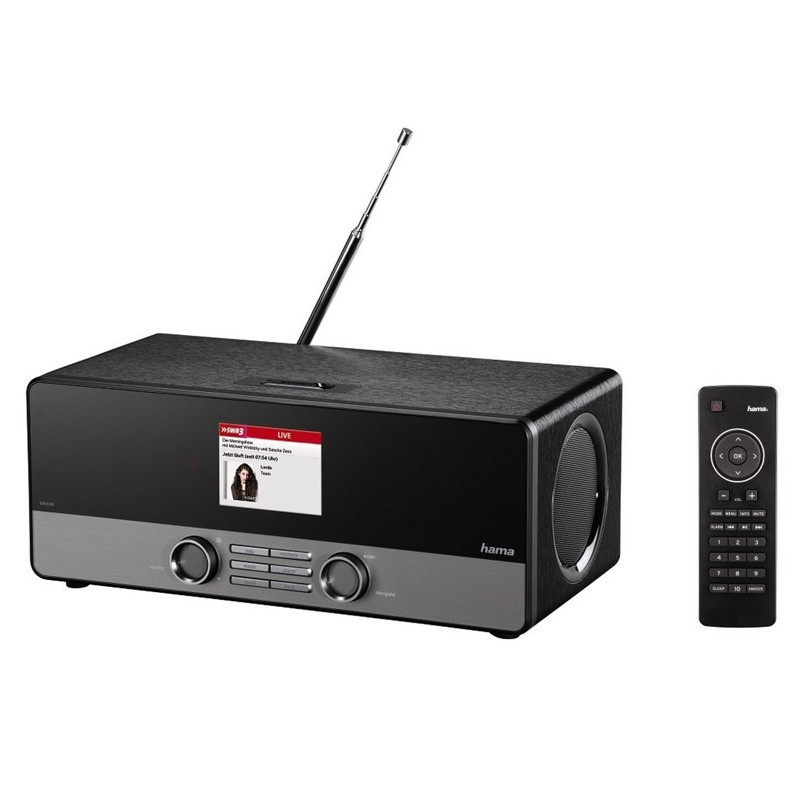 "Hama Digitalradio ""DIR3100"" DAB+/Internetradio/FM"