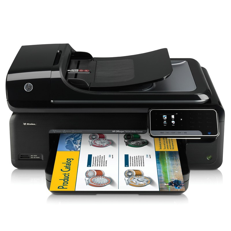 Hewlett-Packard Officejet 7500A