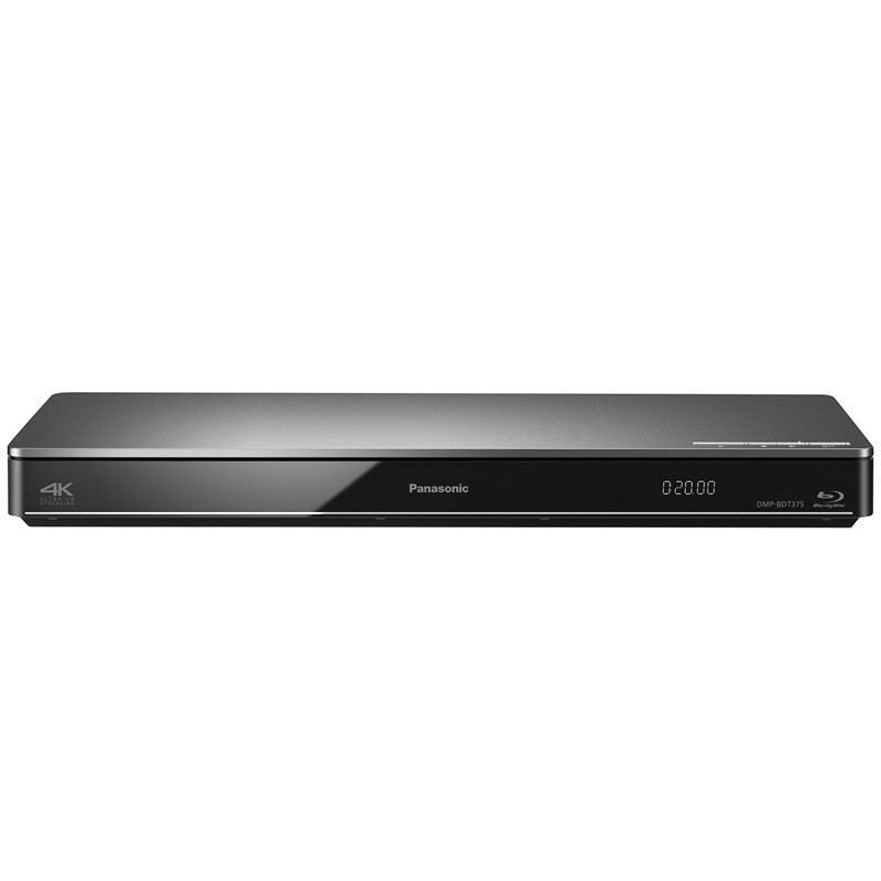 Panasonic DMP-BDT375EG silber Blu-ray Disc Player