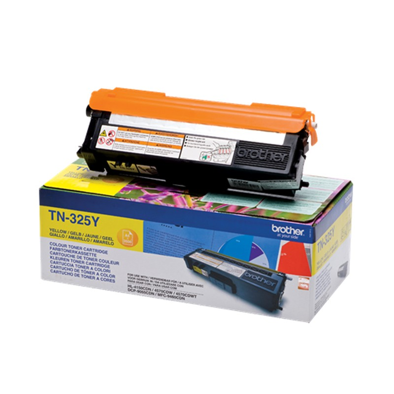 Brother TN-325Y Toner gelb