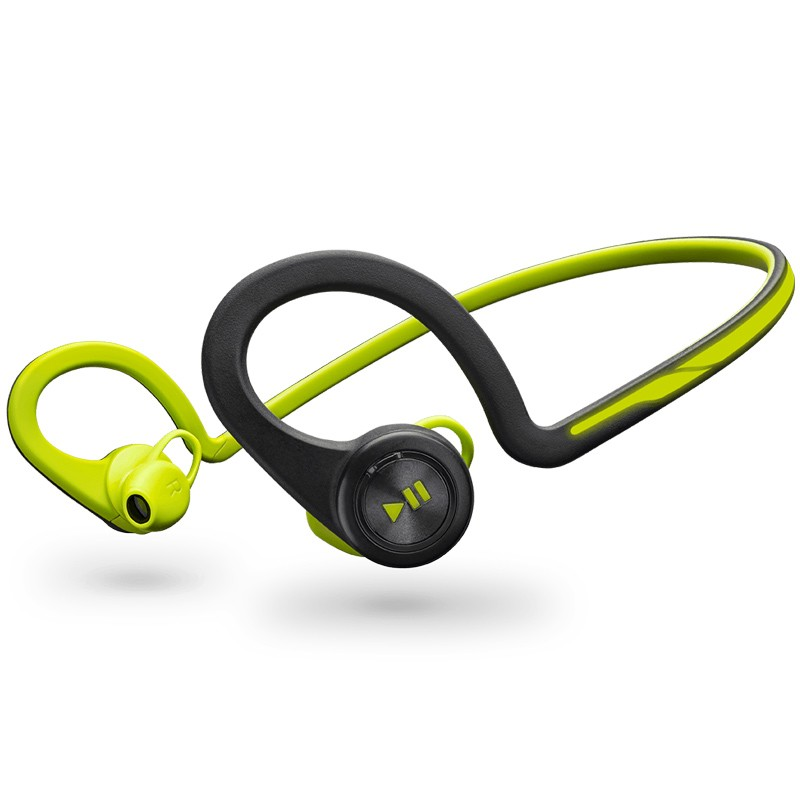 Plantronics Back­Beat Fit Bluetooth-Headset Grün
