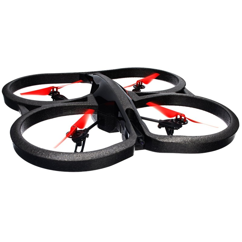 Parrot AR.Drone 2.0 Power Edition Rot
