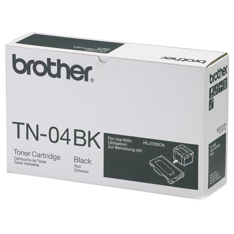 Brother TN-04BK schwarz Toner