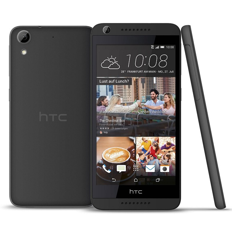 HTC Desire 626G dual dark grey