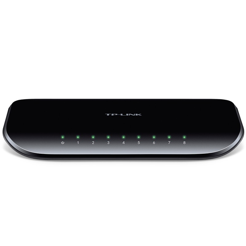 TP-Link TL-SG1008D Switch schwarz