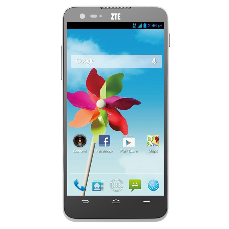 ZTE Grand S Flex weiß Handy