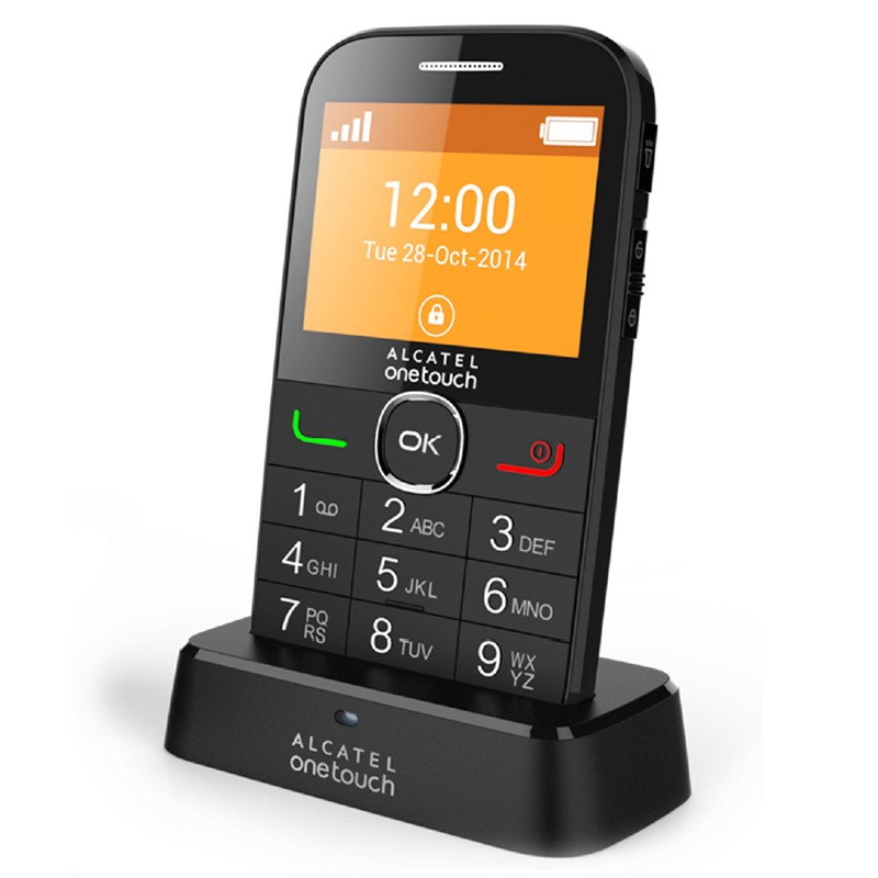 Alcatel One Touch 2004 black