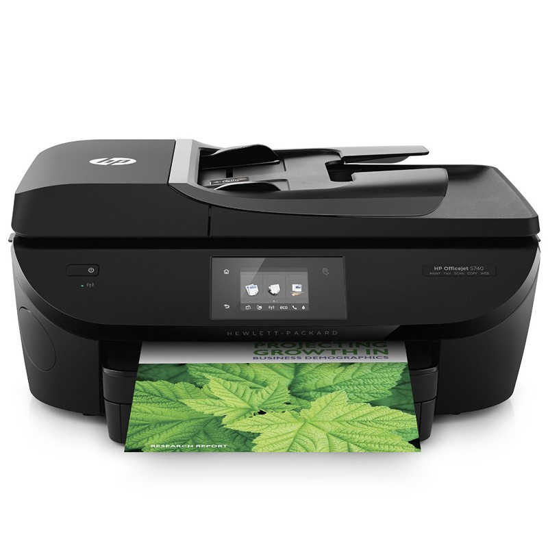 HP Officejet 5740 e-All-in-One Drucker
