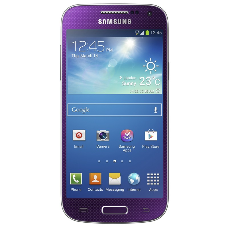 Samsung Galaxy S4 mini (i9195) purple