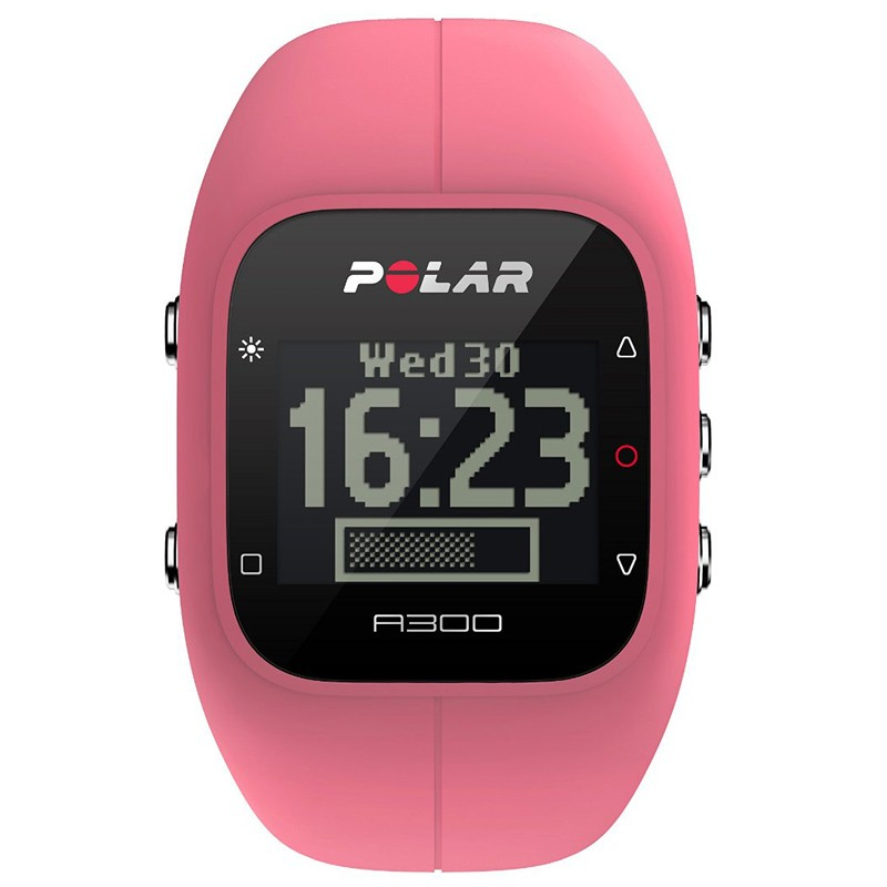 Polar A300 Fitness-Tracker pink