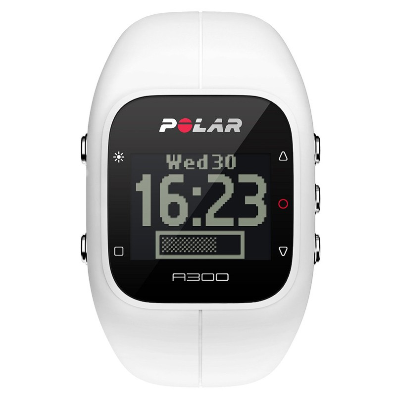 Polar A300 Fitness-Tracker weiß