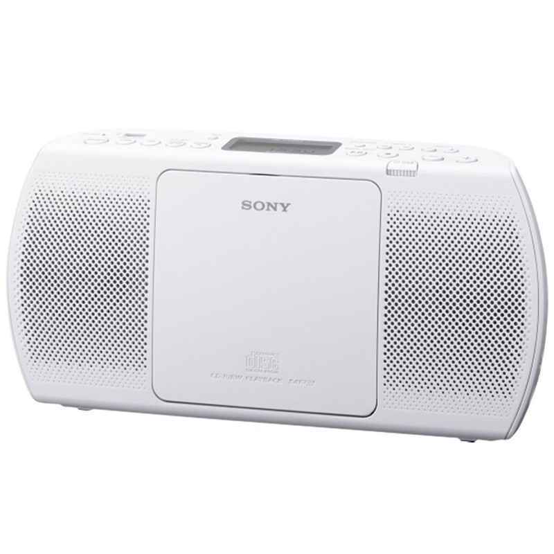 Sony ZS-PE40CP portabler Player weiß