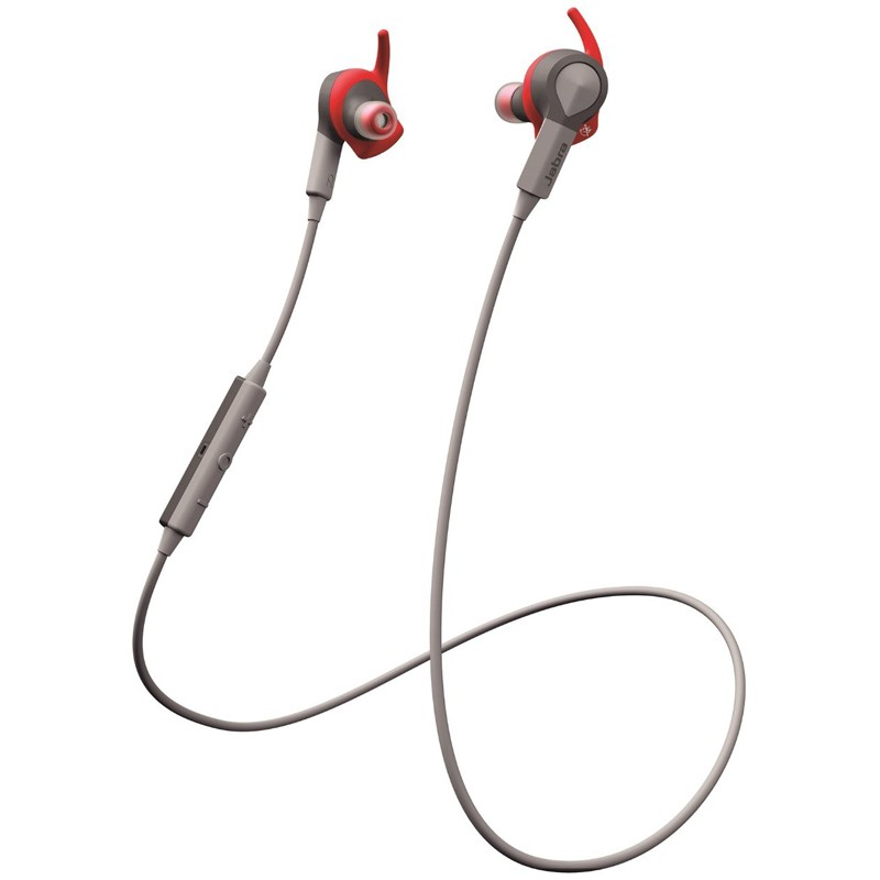 Jabra Sport Coach Wireless In-Ear-Kopfhörer rot