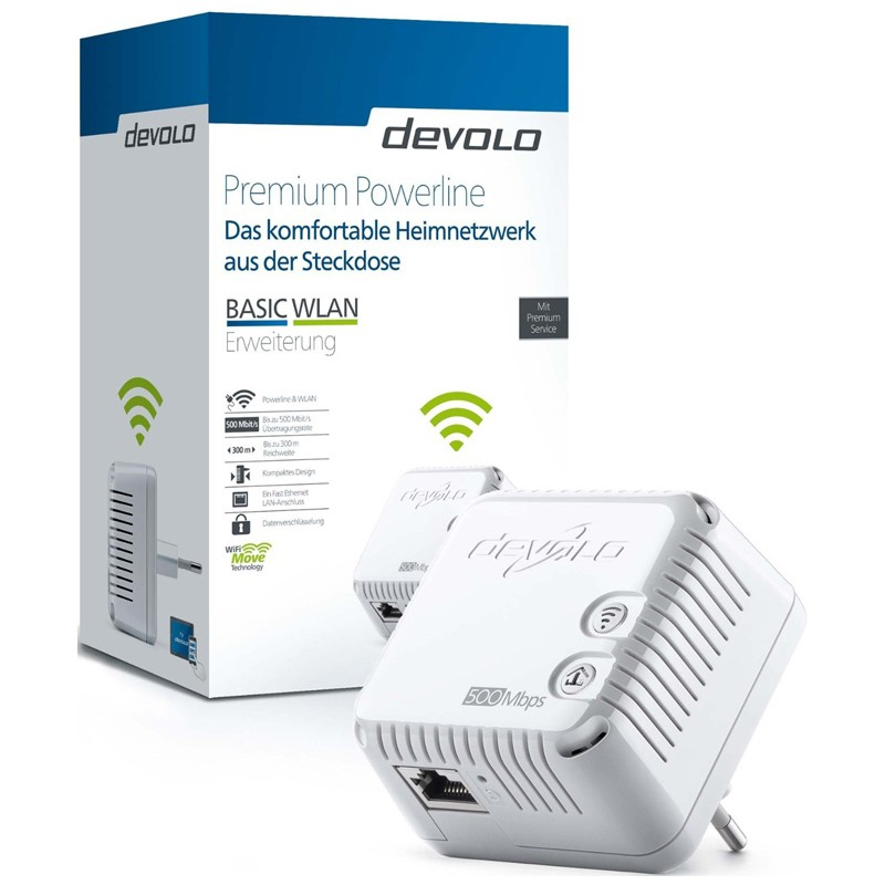 Devolo Premium DLAN Adapter
