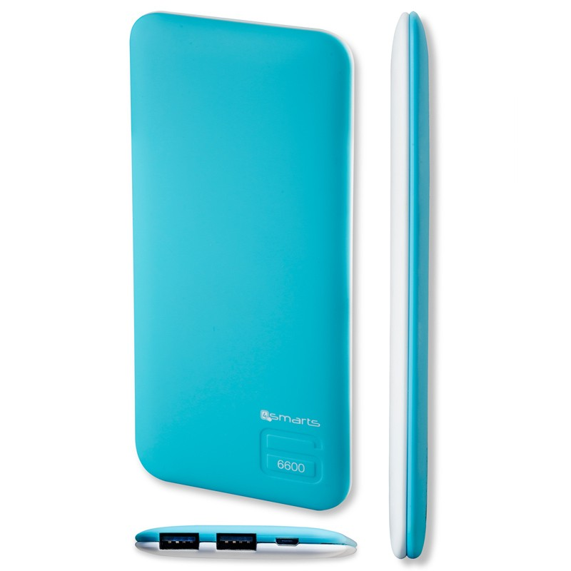 4smarts Duos Slim Powerbank 6600 mAh