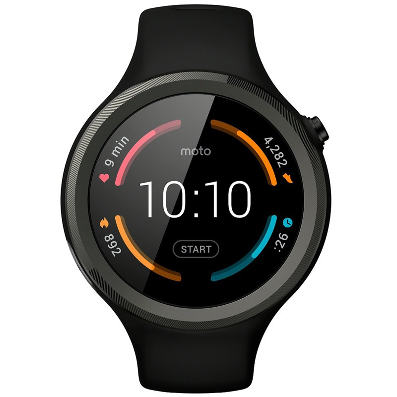 Motorola Moto 360 Sport 2nd Generation