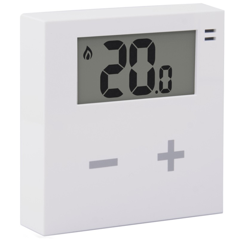 telekom smart home wandthermostat mit relais. Black Bedroom Furniture Sets. Home Design Ideas