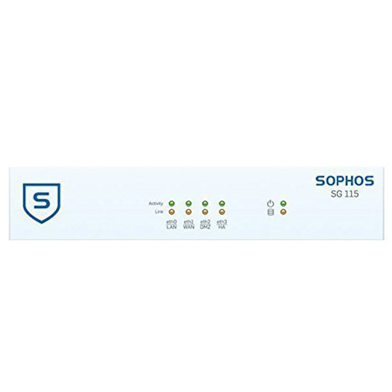 Sophos SG 115 TotalProtect 1-year