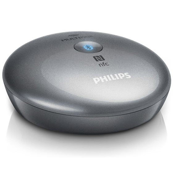 philips aea2700 bluetooth hifi adapter mit optical out. Black Bedroom Furniture Sets. Home Design Ideas