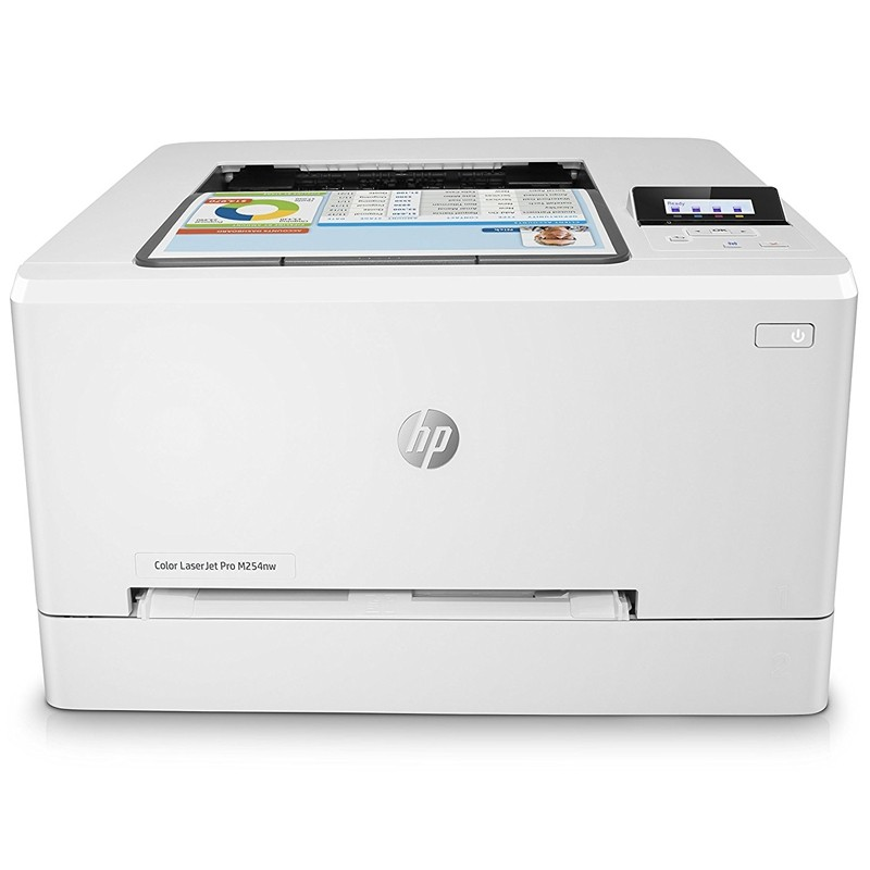 HP Color LaserJet Pro M254nw Farblaserdrucker