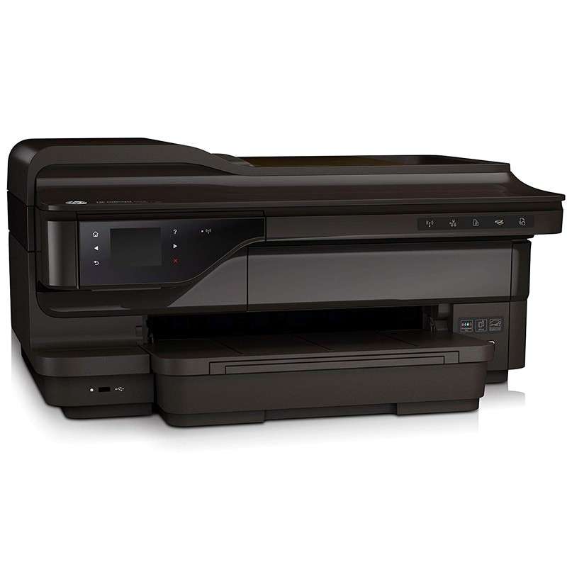 HP Officejet 7612 A3 All-in-One Multifunktionsdrucker Scannen