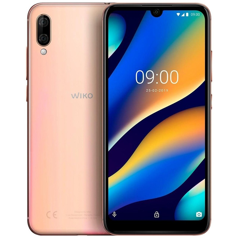 Wiko View 3 Lite 32GB Smartphone gold