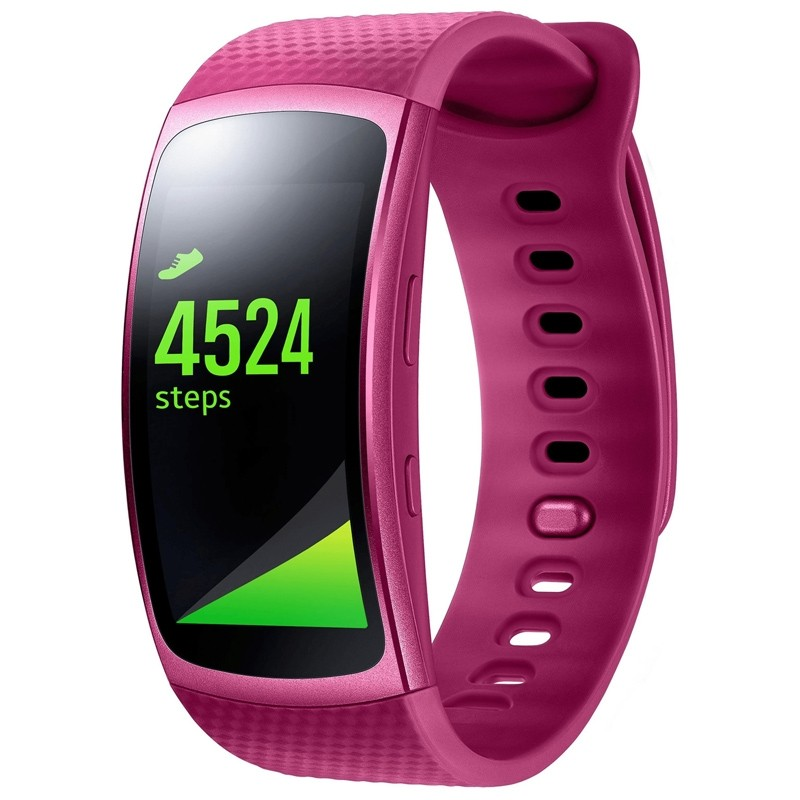 Samsung Gear Fit 2 pink L