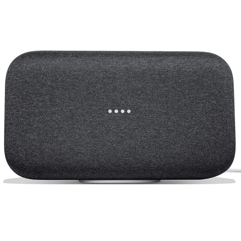 Google Home Max De anthrazit