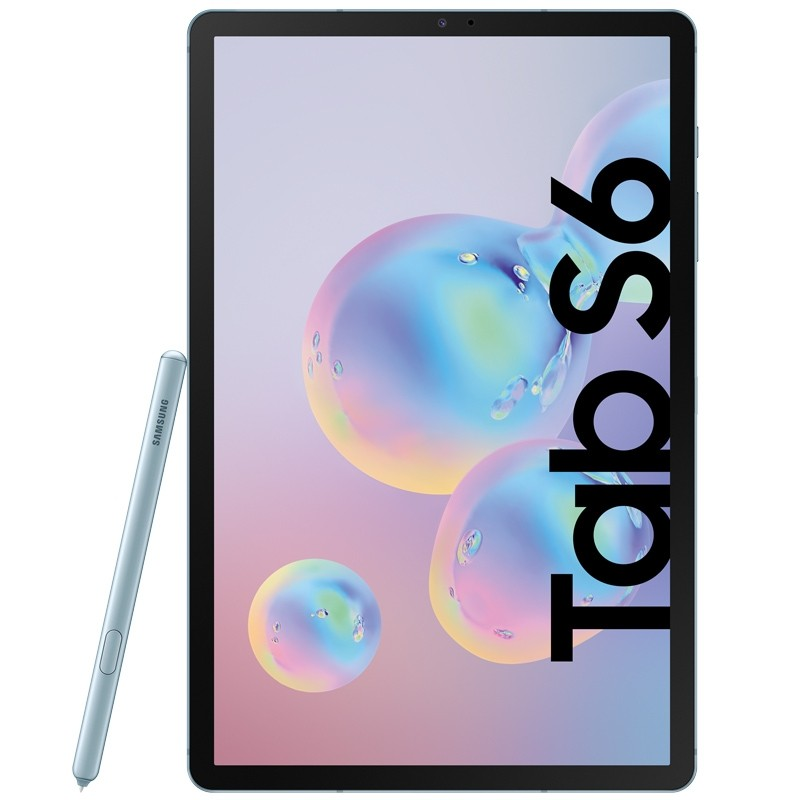 Samsung Galaxy Tab S6 10,5 128GB LTE Tablet-PC blau