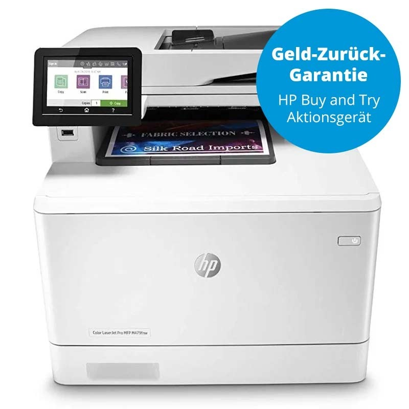 HP Color LaserJet Pro M479fnw Laser-Multifunktionsgerät