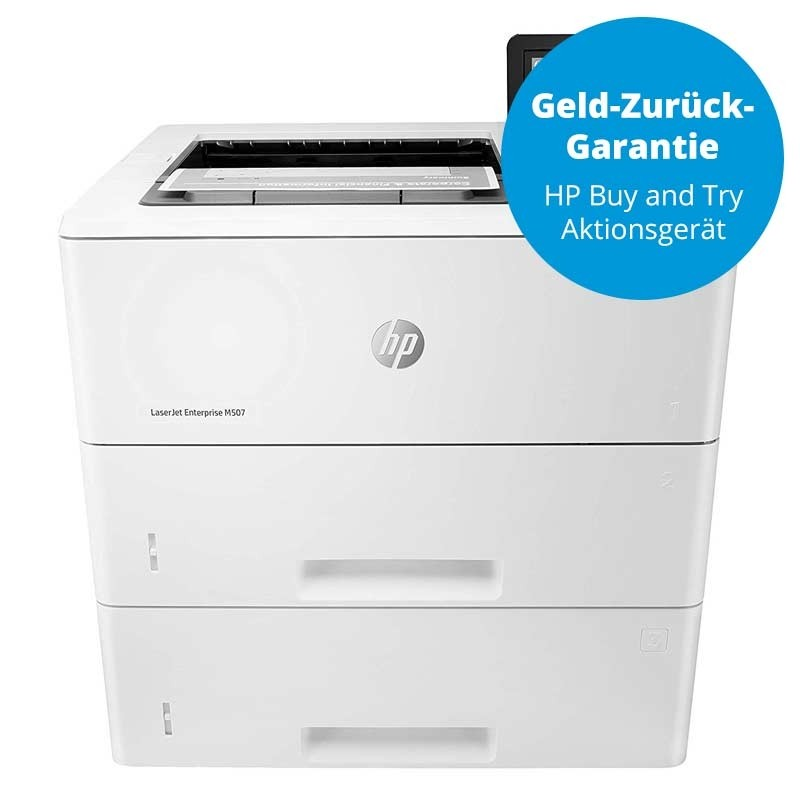 HP LaserJet Enterprise M507x Laserdrucker