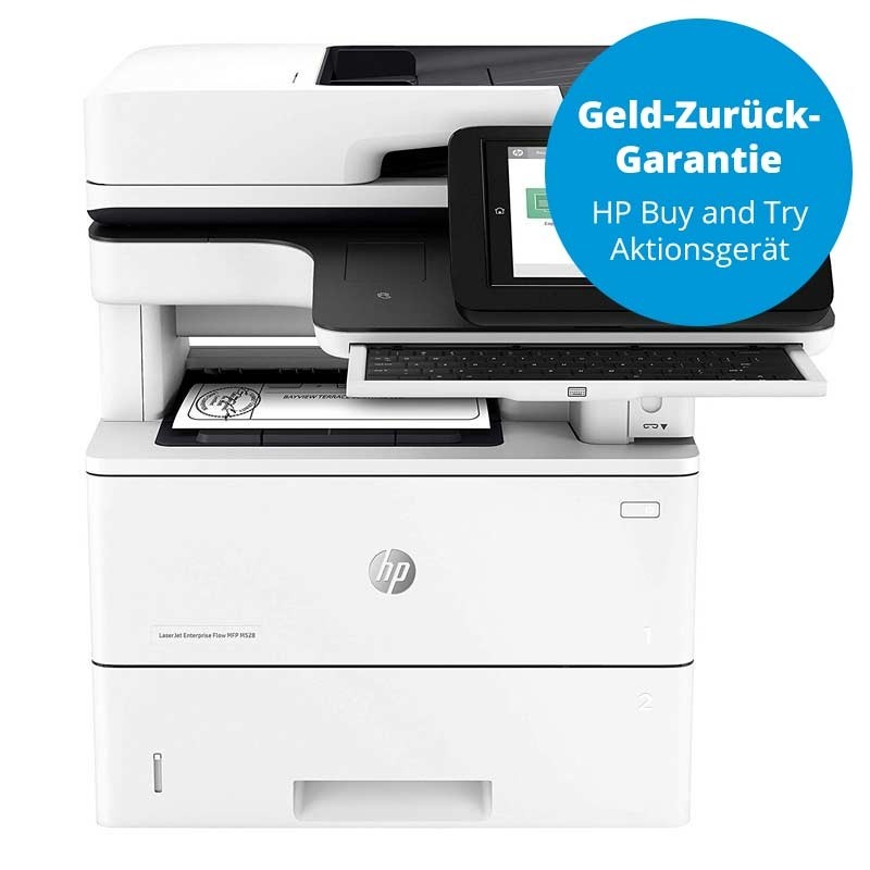 HP LaserJet Enterprise MFP M528dn Laser-Multifunktionsdrucker