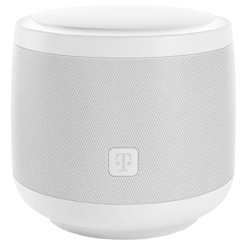 Telekom Magenta Smart Speaker weiss Amazon Alexa