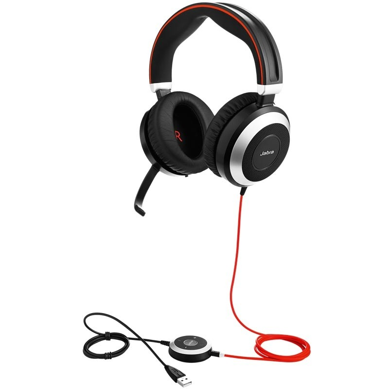 Jabra Evolve 80 MS DUO Headset