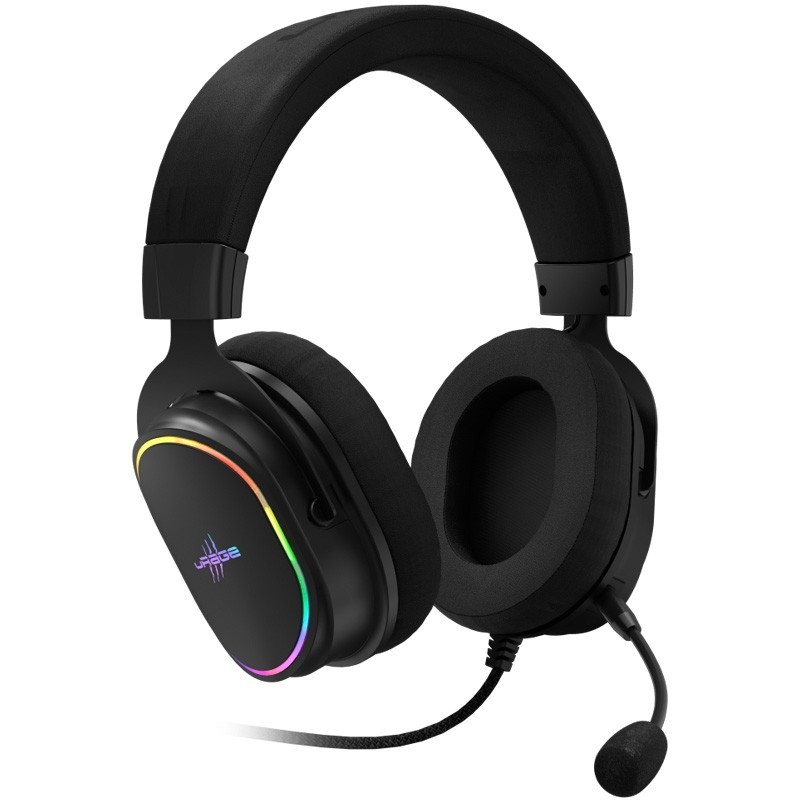"Hama uRage Gaming-Headset ""SoundZ 800 7.1"", Schwarz"