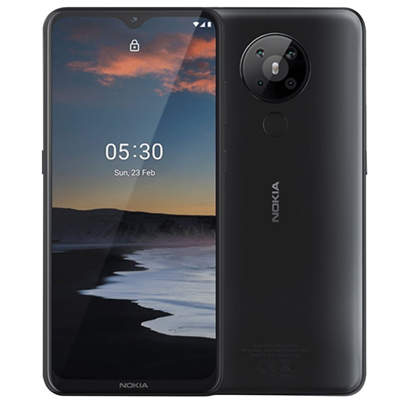 Nokia 5.3 64 GB Smartphone black