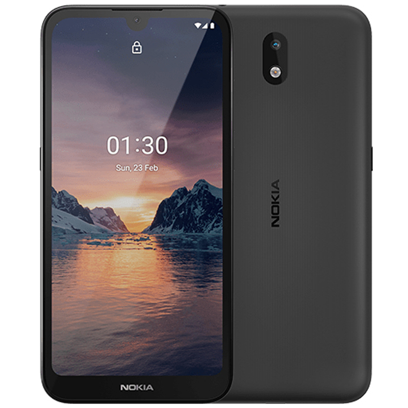Nokia 1.3 16GB Smartphone charcoal